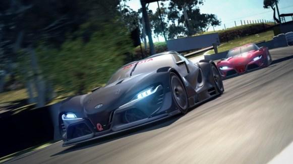 Toyota FT-1 Vision Gran Turismo Concept: Sólo disponible para el Gran Turismo 6