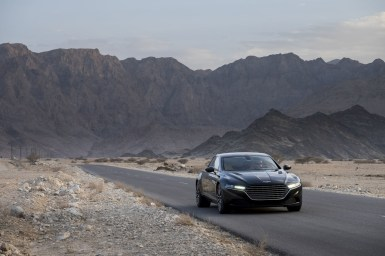 Megagalería de imágenes: Aston Martin Lagonda