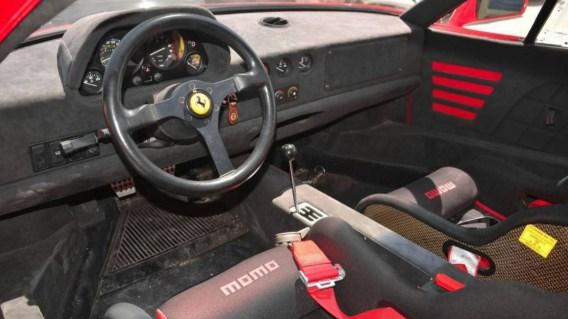 A la venta un impresionante Ferrari F40 LM