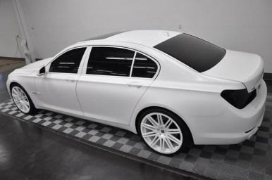 A la venta el BMW 760Li de Lebron James
