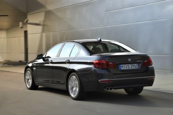 Megagalería de imágenes: Llegan los BMW 518d y 520d