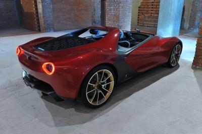 Pininfarina Sergio Concept, de prototipo a vehículo de calle