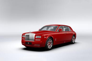 Un empresario chino compra 30 Rolls-Royce Phantom en un solo pedido