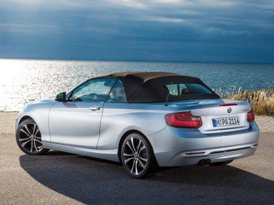 BMW Serie 2 Cabrio 2015: Llega la variante de techo abierto