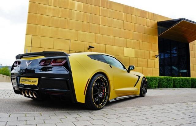 GeigerCar se atreve con el Chevrolet Corvette Stingray 1