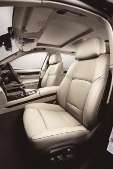 Exclusivo para Japón: BMW ActiveHybrid 7 Individual Edition
