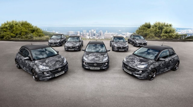 Conoce el nuevo Opel ADAM by Bryan Adams 2