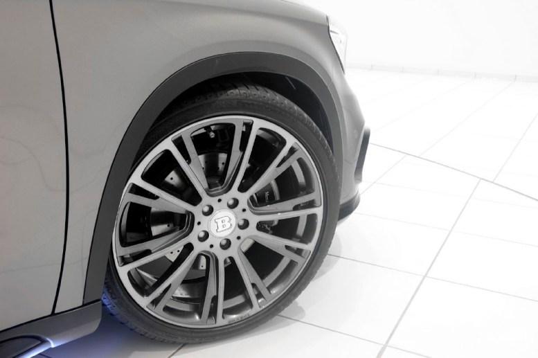 Brabus Mercedes GLA 45 AMG: 400 CV vitaminados