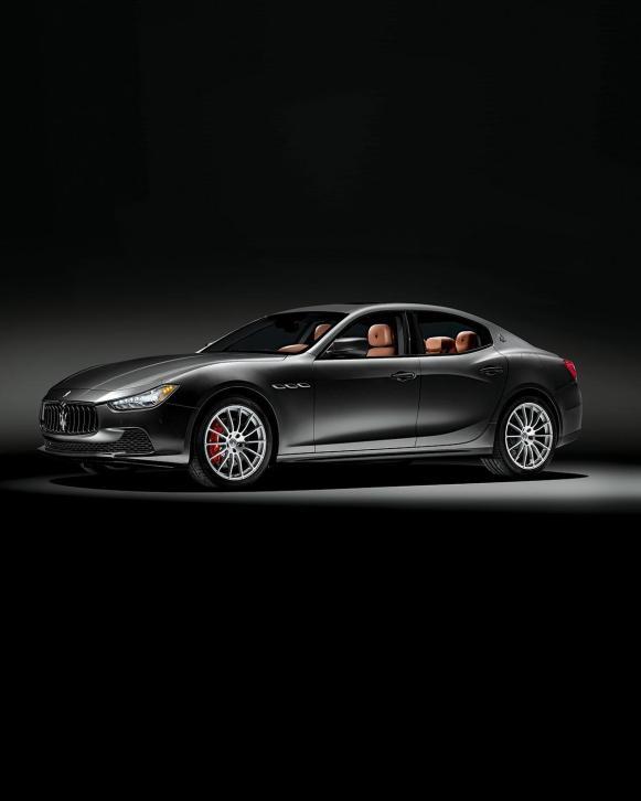 Oficial: Maserati Ghibli S Q4 Neiman Marcus Limited Edition