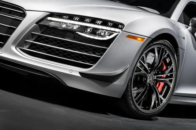 Oficial: Audi R8 Competition, con 570 caballos 3
