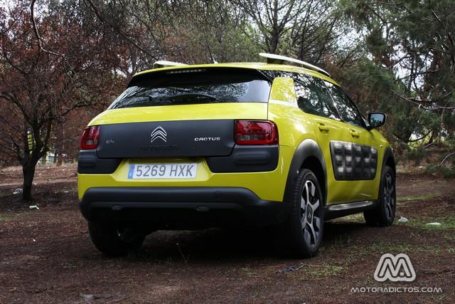 Prueba: Citroën C4 Cactus e-HDI 92 CV ETG6 (diseño, habitáculo, mecánica) 2