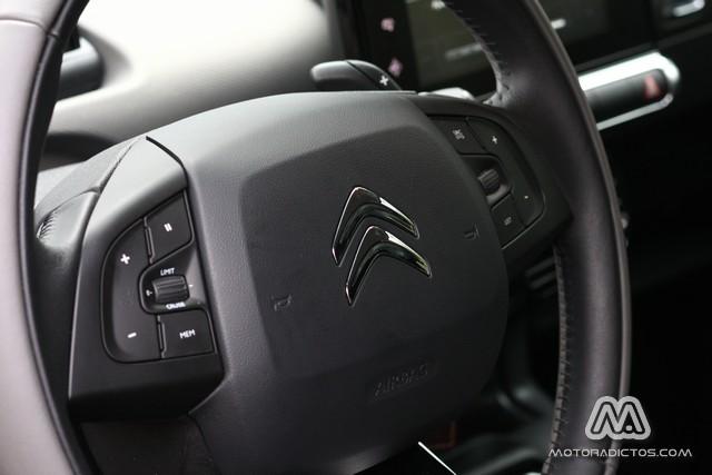 Prueba: Citroën C4 Cactus e-HDI 92 CV ETG6 (equipamiento, comportamiento, conclusión) 7