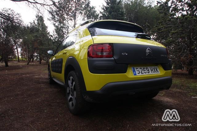 Prueba: Citroën C4 Cactus e-HDI 92 CV ETG6 (equipamiento, comportamiento, conclusión) 10