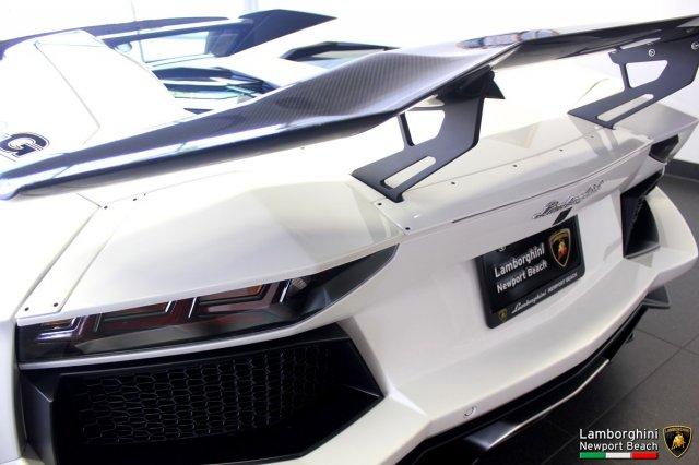 A la venta un Lamborghini Aventador Roadster totalmente personalizado