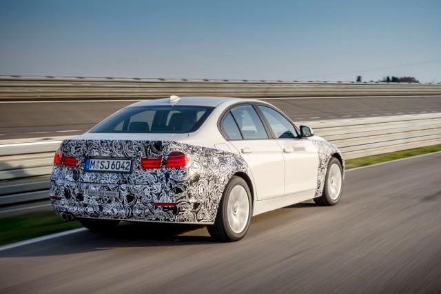 BMW Serie 3 Híbrido Plug-in: Primeras informaciones oficiales 3