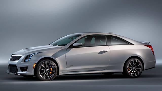 Cadillac ATS-V, el anti-BMW M4 americano hace acto de presencia 3