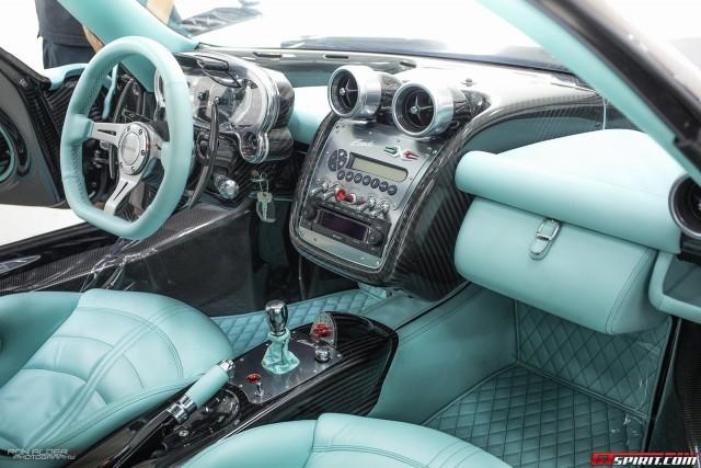 Pagani Zonda 760RSJX, exclusivo para un cliente de Hong Kong 2
