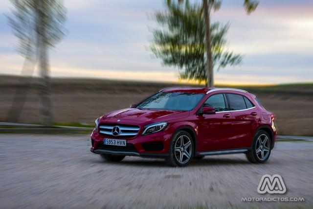 Prueba: Mercedes Benz GLA 220 CDI 4MATIC (equipamiento, comportamiento, conclusión) 8