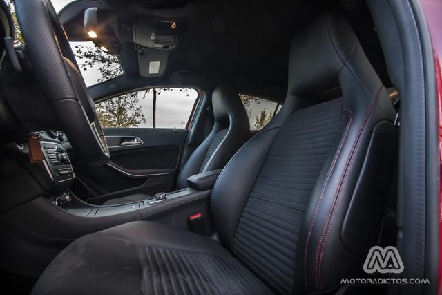 Prueba: Mercedes Benz GLA 220 CDI 4MATIC (equipamiento, comportamiento, conclusión) 9