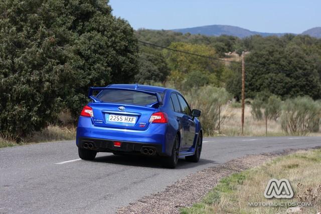 Prueba: Subaru WRX STI (equipamiento, comportamiento, conclusión) 9