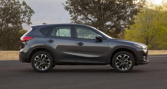 El renovado Mazda CX-5 aterriza de forma oficial