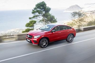 Megagalería de imágenes: Mercedes GLE Coupe
