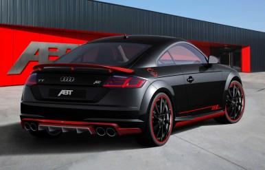ABT desvela su último proyecto, un Audi TT muy especial