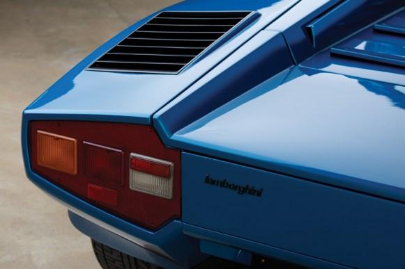 A subasta un Lamborghini Countach LP400S Series I