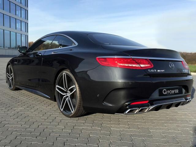 G-Power nos sorprende con un impresionante Mercedes S63 AMG Coupé 1