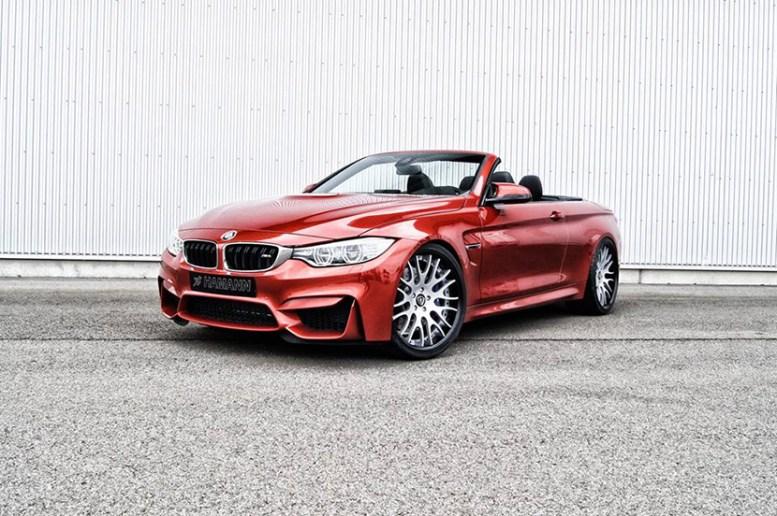 Así luce el BMW M4 Cabrio de Hamann