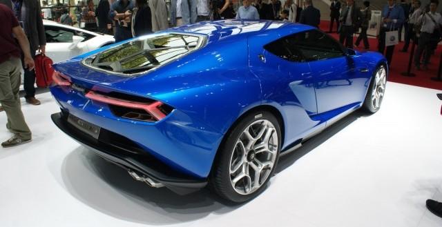 Lamborghini Asterión, a producción 2