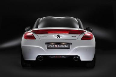 Peugeot RCZ R Bimota, el más potente jamás fabricado