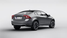 Volvo S60 Cross Country: Sedán y todocamino