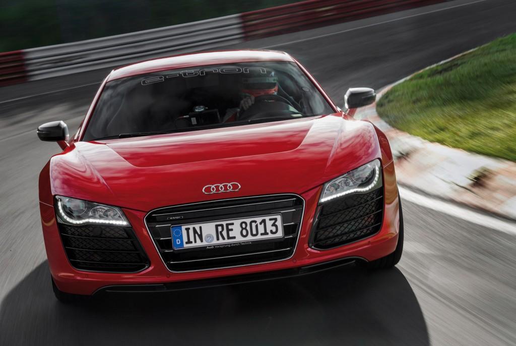 El primer deportivo eléctrico de Audi llegará en 2020: mucho más que el R8 E-Tron