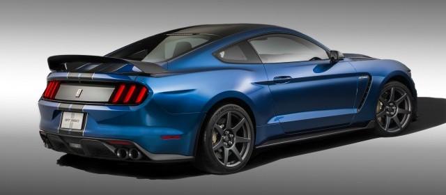 Más deportividad para el nuevo Shelby Mustang GT350R 2