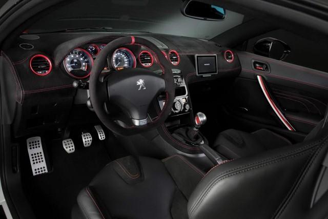 Peugeot RCZ R Bimota, el más potente jamás fabricado 3