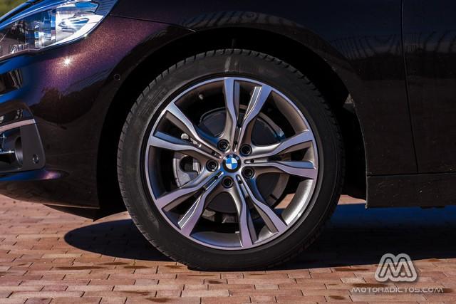 Prueba: BMW 218d Active Tourer Luxury Line (equipamiento, comportamiento, conclusión) 5