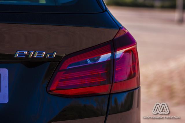 Prueba: BMW 218d Active Tourer Luxury Line (equipamiento, comportamiento, conclusión) 7