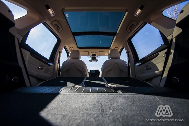 Prueba: BMW 218d Active Tourer Luxury Line (equipamiento, comportamiento, conclusión) 9