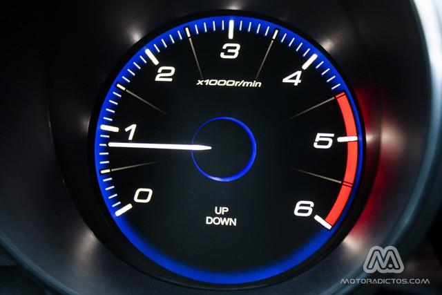 Prueba: Honda Civic Tourer 1.6 i-DTEC 120 CV Lifestyle (equipamiento, comportamiento, conclusión) 4