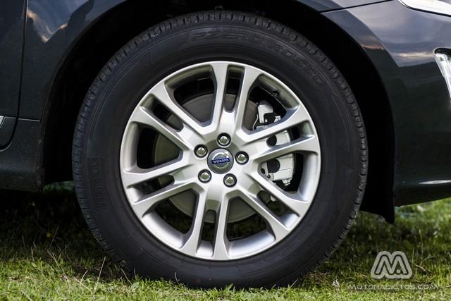 Prueba: Volvo XC60 D4 FWD 181 CV (equipamiento, comportamiento, conclusión) 9