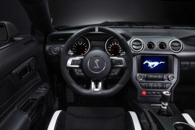 Más deportividad para el nuevo Shelby Mustang GT350R