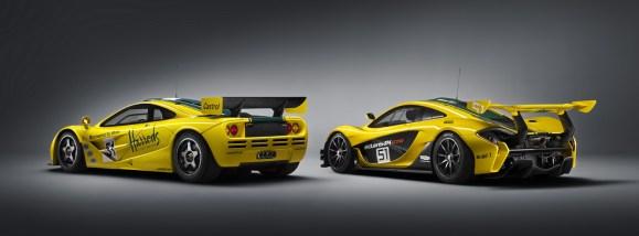 Así luce el nuevo McLaren P1 GTR en su forma definitiva
