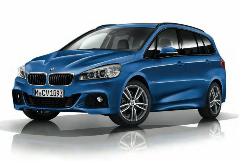 Así sería el BMW Serie 2 Gran Tourer M235i xDrive 3