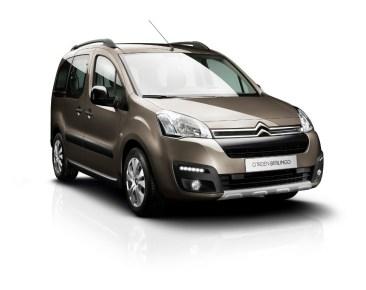 Lavado de cara también para la Citroën Berlingo