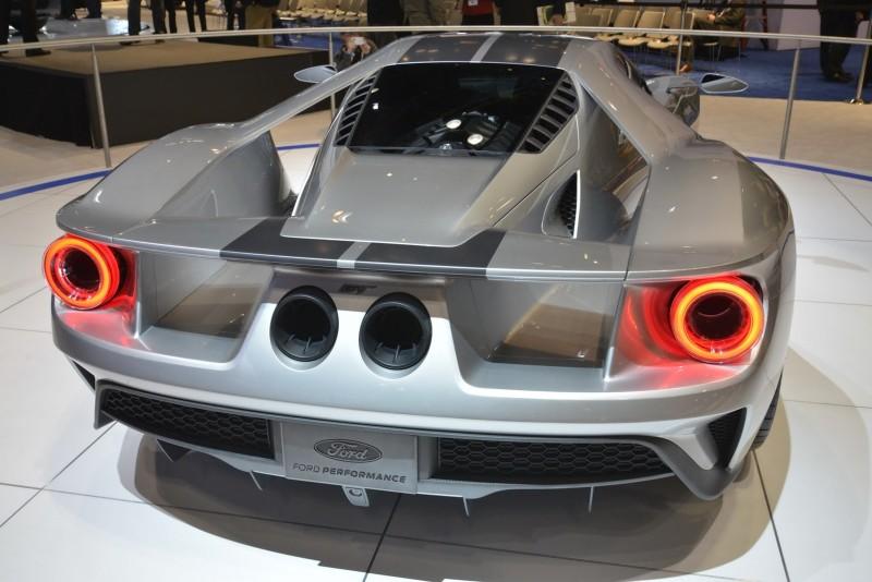 Desde Chicago: nuevo Ford GT 3