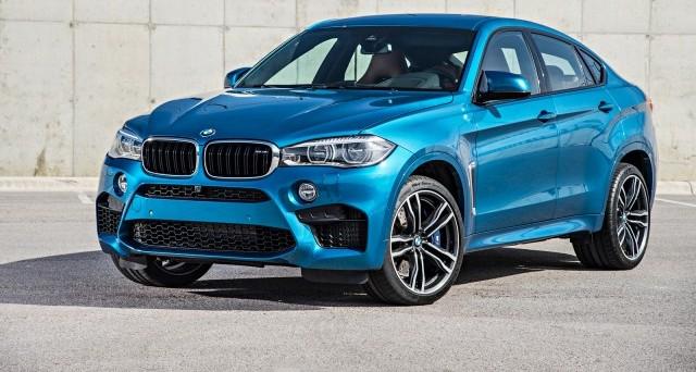 Megagalería de imágenes: BMW X6 M 2015 1