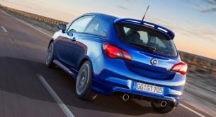 Oficial: Opel Corsa OPC, con 207 CV y paquete Performance