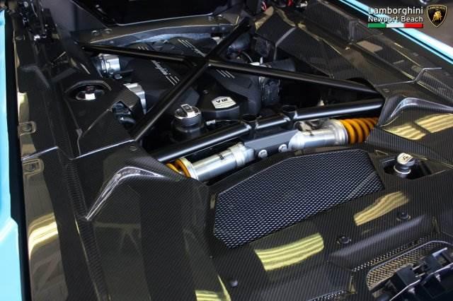 A la venta un Lamborghini Aventador Roadster 50th Anniversario