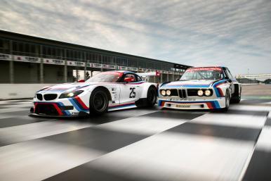 BMW Z4 GTLM estrena nueva decoración